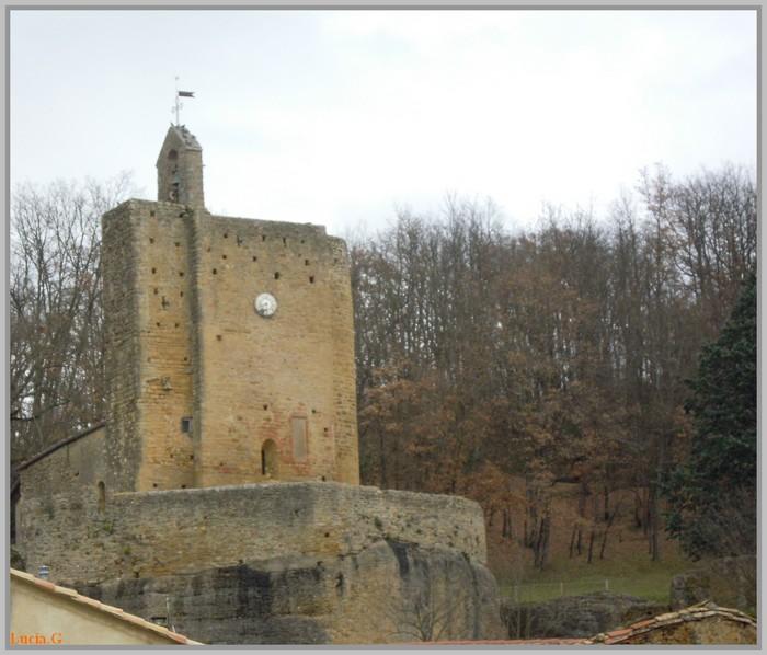 Eglise de Vals ......fin