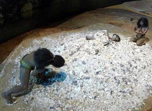 Mexico Musée préhistoire figurines 3