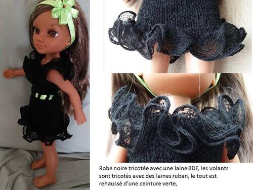 Défilé de vos créations/stylistes 2015 : la petite robe noire (10)