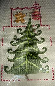 1er obj. petits coeurs de Noël