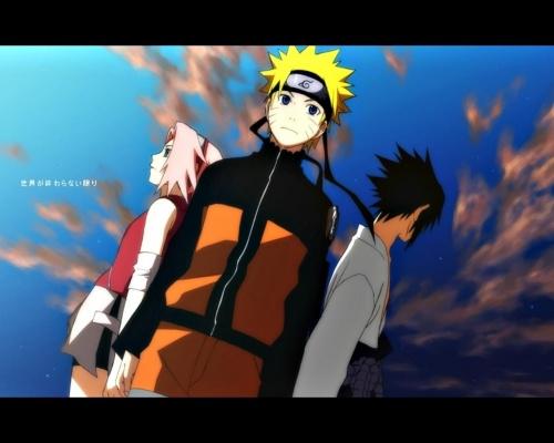 Naruto Shippuden VF