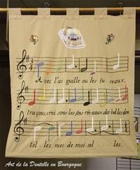 chanson dentelle Couvige 13 et 14 juin 2015