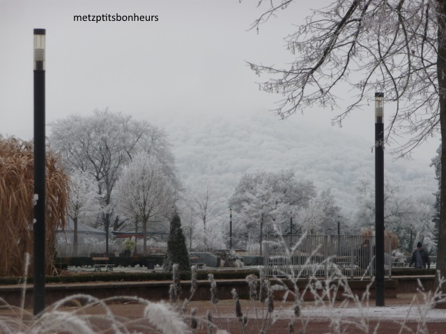 C'est l'hiver!
