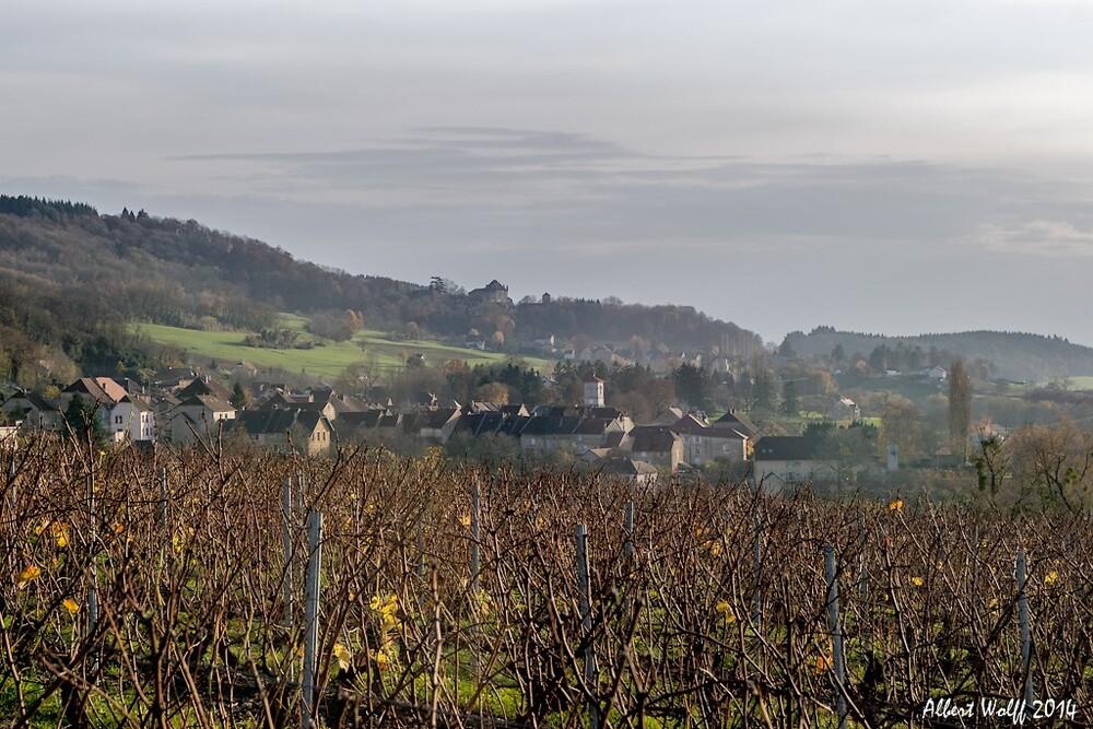 Revermont -  Monts du Jura...