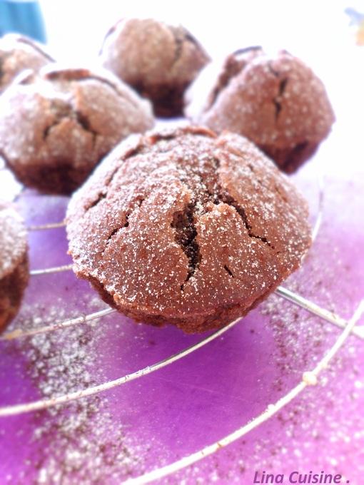 Muffins au Coca