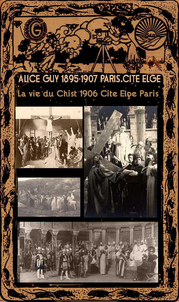 Alice Guy par Alice Guy Jr