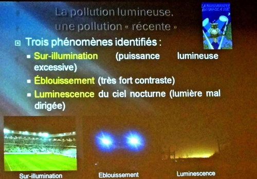 """""""Pollution lumineuse, impacts sur la faune"""", une conférence de Julien Taisne  pour l'Association Culturelle Châtillonnaise..."""