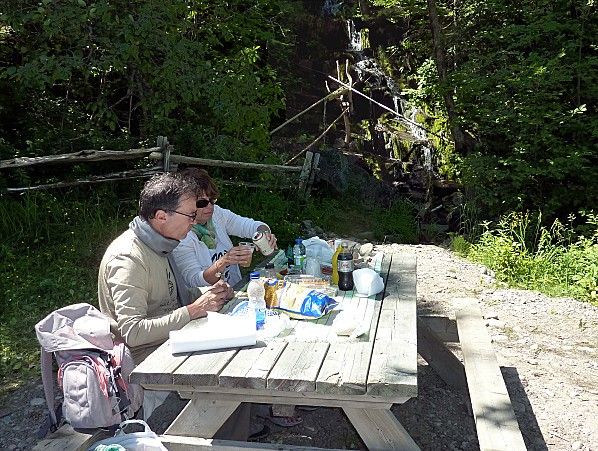 Fjord pique-nique