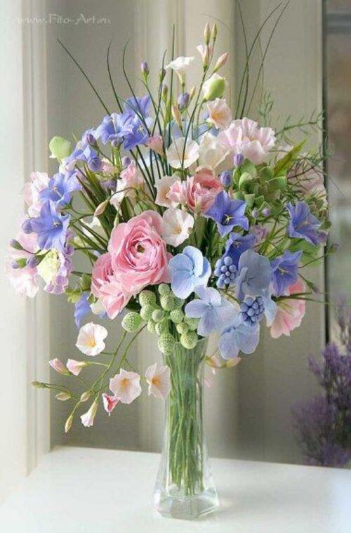 Jolis bouquets