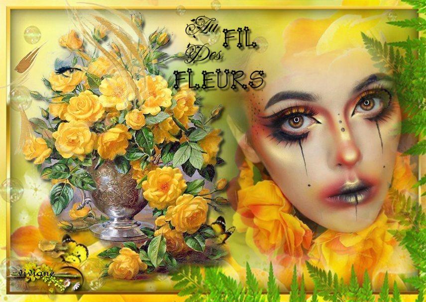 Au fil des fleurs