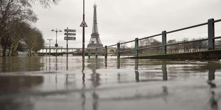 Paris se prépare au pic de crue de la Seine attendu ce week-end