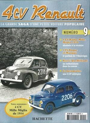4cv Mille Miglia 1954