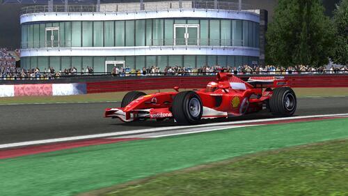 Saison 2006 - Team Scuderia Ferrari Marlboro