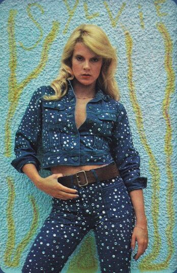 superseventies:  Sylvie Vartan, 1973: