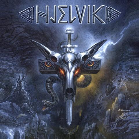 "HJELVIK - ""Helgrinda"" Lyric Video"