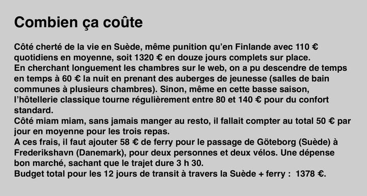 - Vélo Tour Nordique / 8