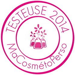 Test MaCosmétoPerso * L'Huile de Noisette & Nigelle * - Lait Démaquillant Hydratant