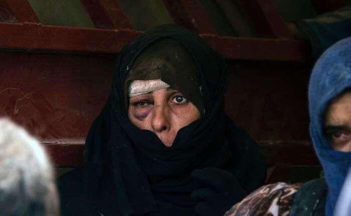 A Mossoul, une victoire arrachée au milieu des ruines *** Le cycle infernal bombardements, attentats, bombardements...