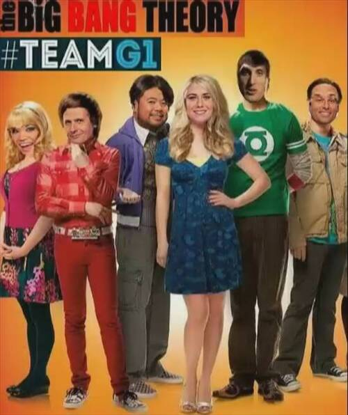 The Big Bang TeamG1 ? futur série de link84 ?