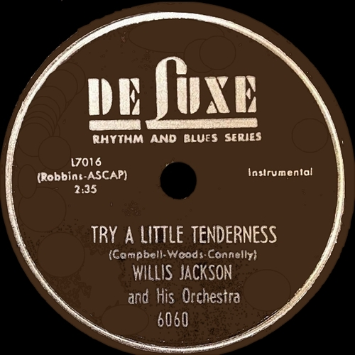 "Willis Jackson Quintet : Album "" Please Mr Jackson "" Prestige Records PR 7162 [ US ]"