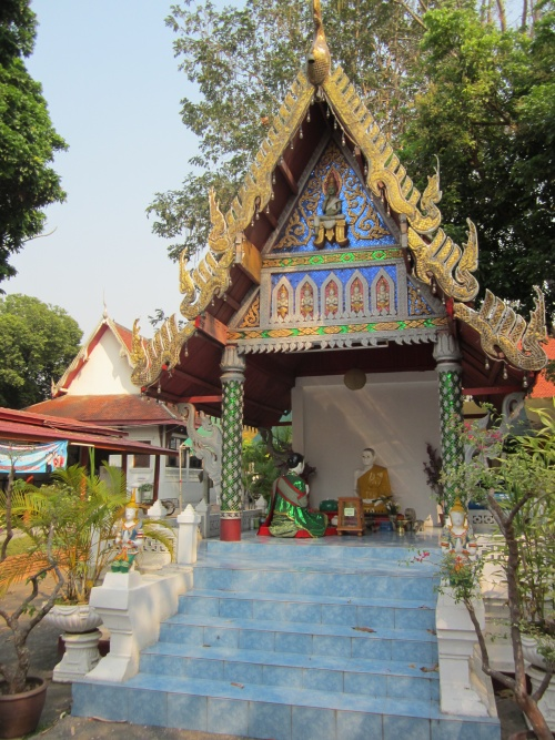 La Thaïlande, de Bangkok au triangle d'or et retour.