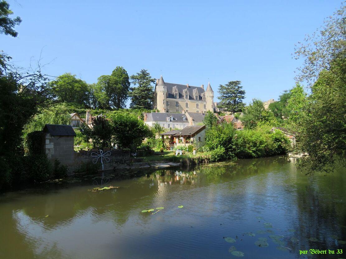 chateau de Montrésor