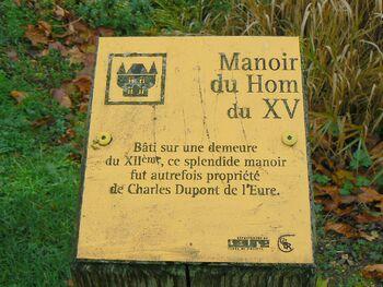 Le Circuit du Hom (Rallongé)