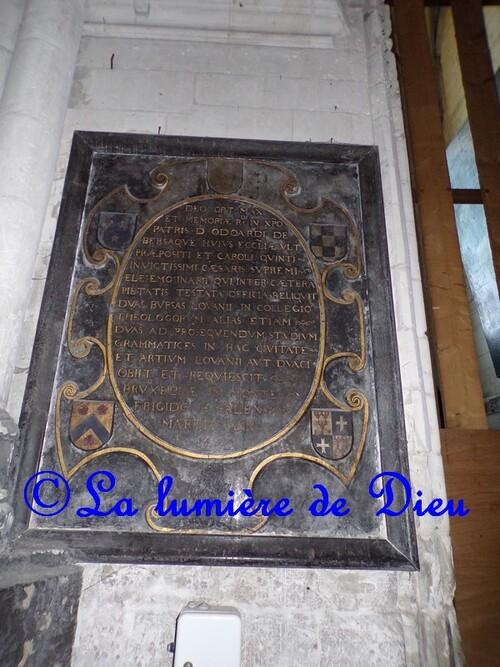 Saint Omer : La cathédrale Notre-Dame