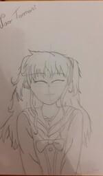 Dessin de Nao Tomori