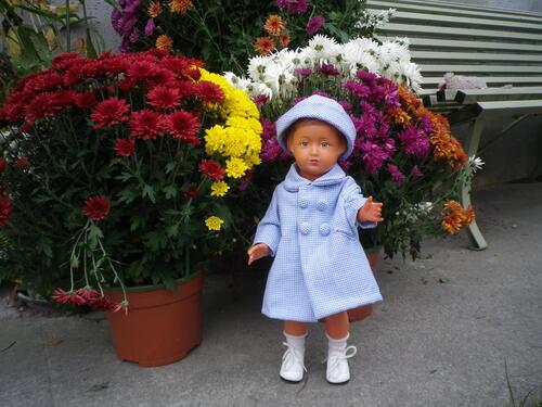 Françoise et les chrysanthèmes