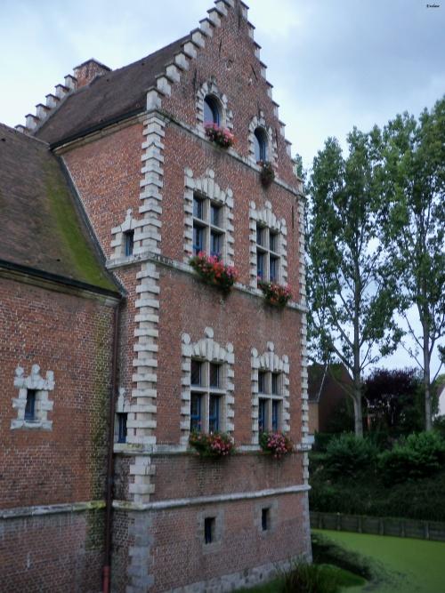 Le Château de Flers à Villeneuve d'Ascq
