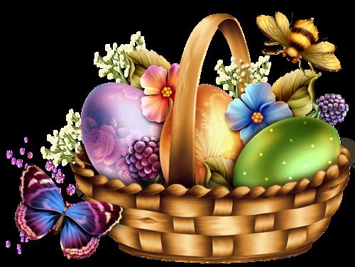 Paniers de Pâques 6