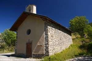 chapelle Saint-Roch de La Frache