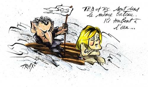 TOC TED Sarkozy Marine Le Pen