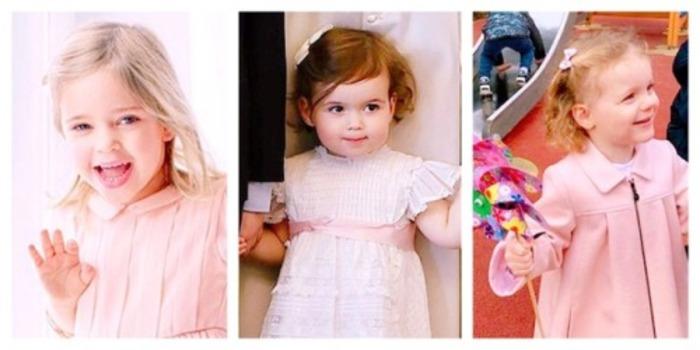 Journée de la femme avec toutes ces petites princesses