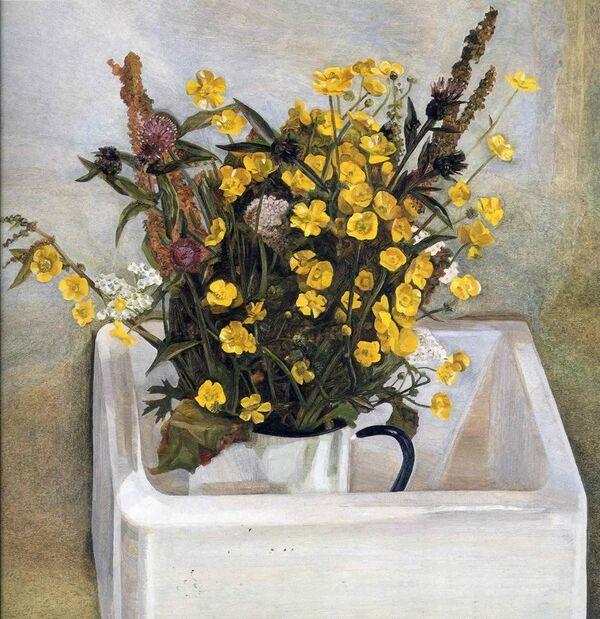 samedi - Le tableau du samedi : Fleurs des champs