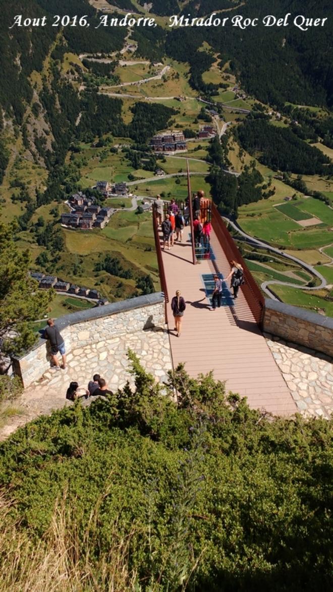 Pyrénées Orientales Aout  (Andorre)