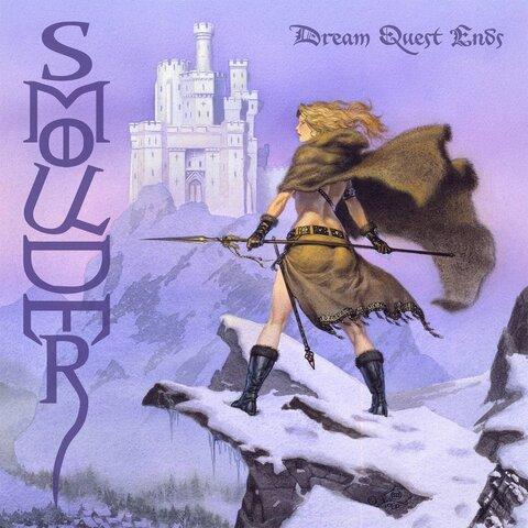 SMOULDER - Les détails du nouvel EP Dream Quest Ends