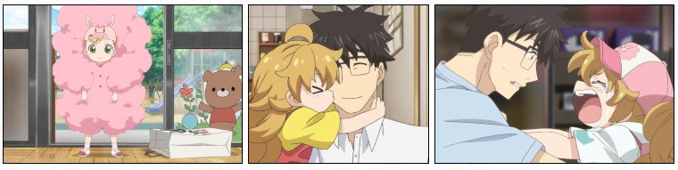 Animation Japonaise ❖ Amaama to Inazuma