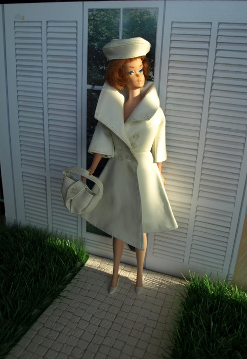 Barbie vintage : American Girl Titian - London Tour
