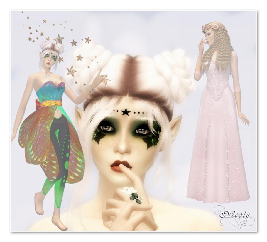TS4 Sim : Titania la fée