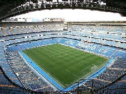 Santiago barnabeu Stadium