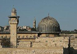 المسجد الأقصى وأسطورة الهيكل الي