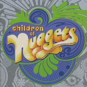 Cover me # 107: Children Of Nuggets- Original Artyfacts From The Second Psychedelic Era 1976-1996 (Disc 1)