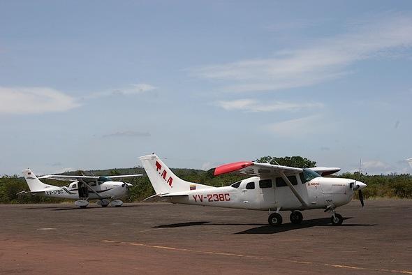 les avionnettes vénézueliennes