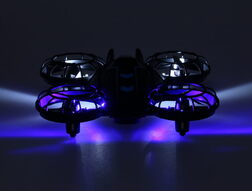JXD - 515W INVADERS bleu