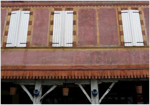 jolis décors de façade