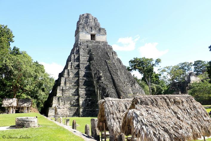 Temple du Grand Jaguar, Tikal