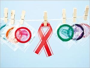 Sujet léger et estival : le préservatif ...