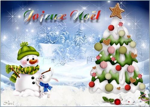 Mes créas Noël